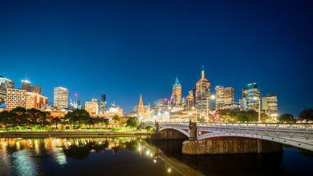 Yarra River, Melbourne, Victoria, Australia
