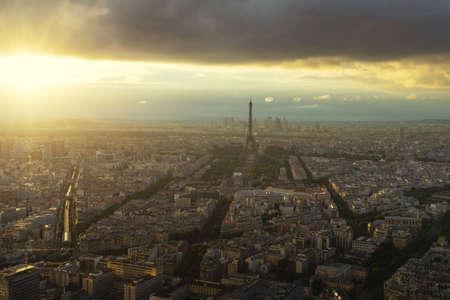 Eiffel tower in Paris, France 写真素材 - 155740775