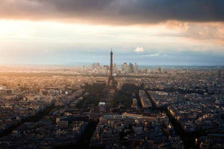Eiffel tower in Paris, France 写真素材 - 155740532