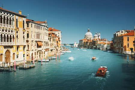 Basilica Santa Maria della Salute, Venice, Italy 写真素材