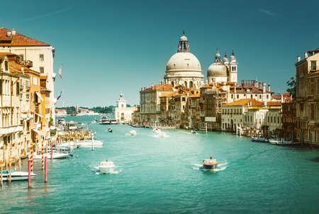 Basilica Santa Maria della Salute, Venice, Italy Reklamní fotografie