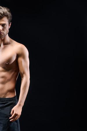 Mann nackt putzen Mann Bei
