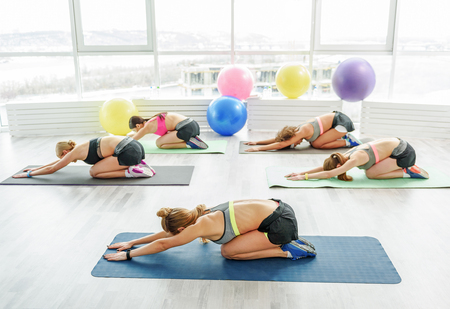 Special exercise for active women
