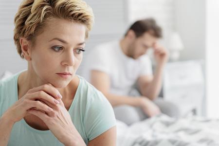 夫婦関係の危機に直面して