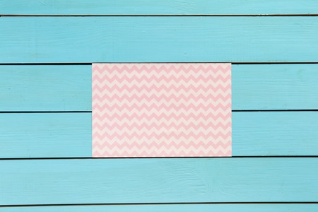 Top view close up beautiful colourful striped paper situating on light background Stock Photo