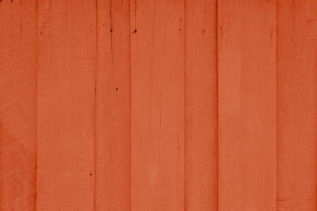 painted wood: red painted wood plank background