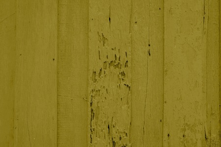 painted wood: yellow painted wood plank background