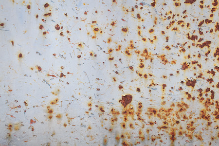 oxidate: abstract rusty metal wall texture background