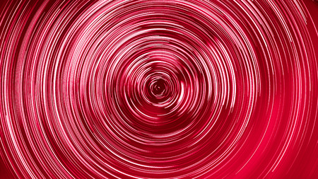 colorized: abstract long exposure of star trails red colorized background