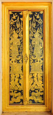 ancient tradition: ancient tradition thailand style doors