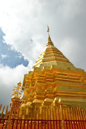 buddism: Doi suthep ChiangmaiThailand