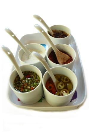Seasoning Stock Photo