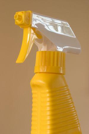 Spray boquilla de la botella y el cuello.  Foto de archivo - 249092