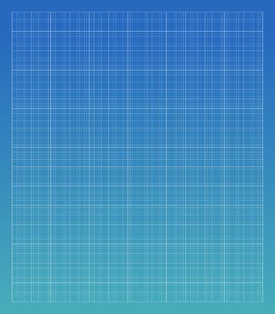Blueprint architechture vector line grid