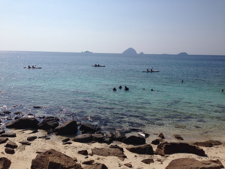 perhentian: The beautiful view of Perhentian Island