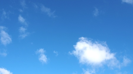 blue background: blue sky with cloud background