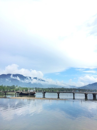 chang: Chang Island Stock Photo