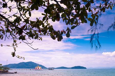 seascape beach thailand photo