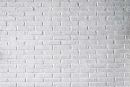 raum weiss: Wei�e Backsteinmauer Textur Hintergrund Lizenzfreie Bilder
