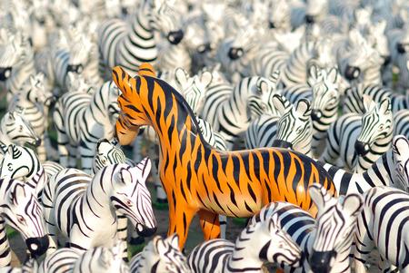 vow: zebra doll for redeem a vow to a god