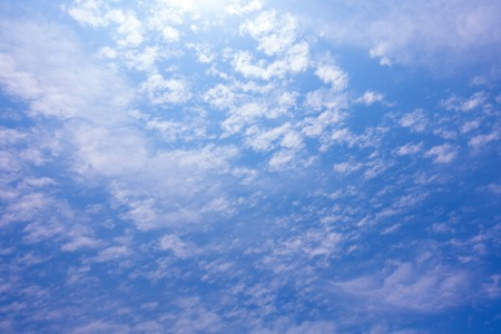 skyscape: Tropical  Blue Sky Cloud, abstract cloud Background, skyscape