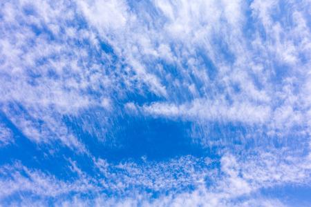 skyscape: Tropical  Blue Sky Cloud, abstrace cloud Background, skyscape
