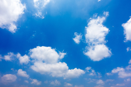 skyscape: Tropical  Blue Sky Cloud, abstrace cloud Background, skyscape