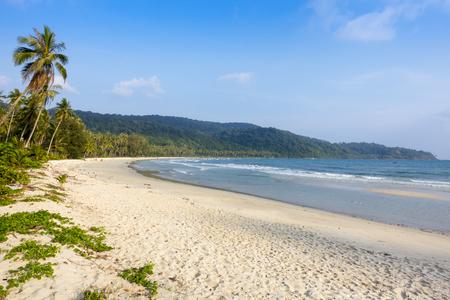 bubble level: Beautiful tropical beach, Crystal Beach at koh kood island, trad, Thailand