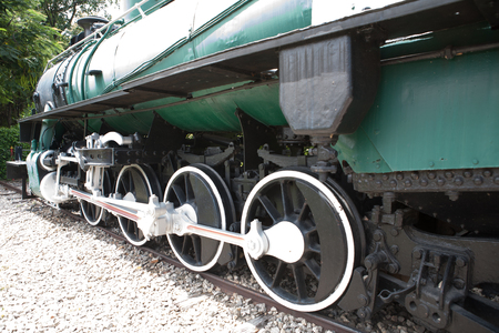 boxcar train: Wheels of the Train back and White