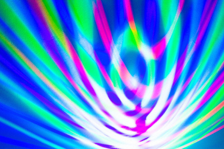 abstract colored lines light background Stock Photo