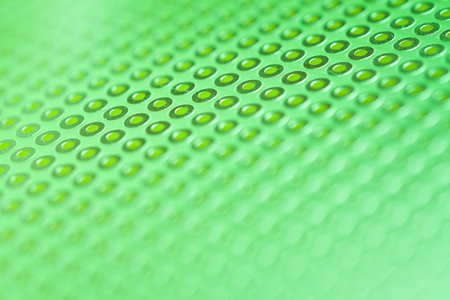 green Prototype PCB Board abstract background