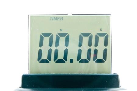Digital clock Stock Photo - 10457814