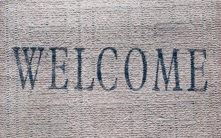 welcome door: Benvenuti zerbino