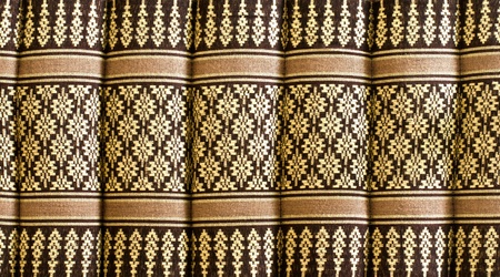 Tradition Thai pattern  photo