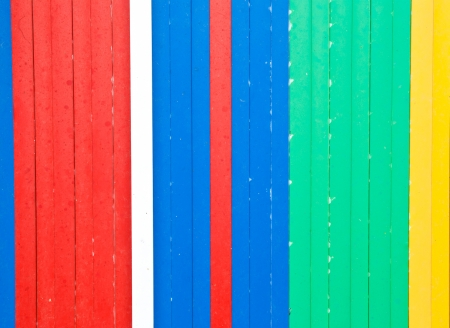Texture of colorful metal background photo