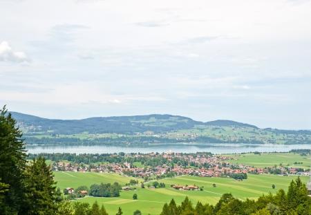 Village in Bavaria, Germany