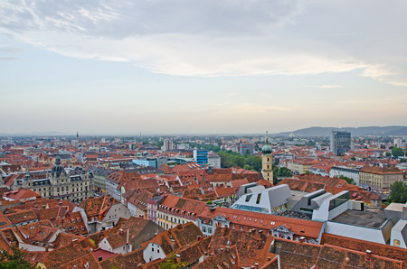 Graz, Austria  photo