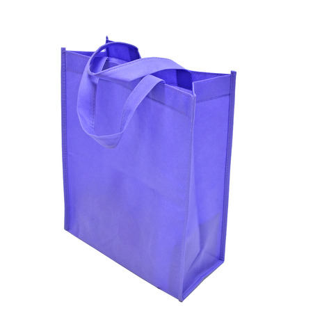 reusable: Reusable bag isolated on white background