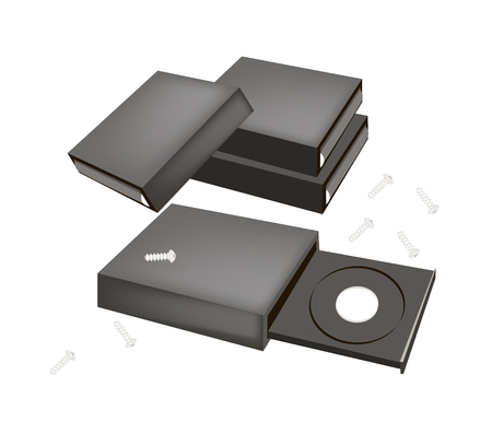 mass storage: Computer and Technology, CD-ROM Disk Drive or Computer Drive Capable of Reading CD-ROM Discs for Desktop PC.