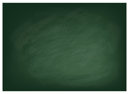 dusty: Background Pattern, Dusty Green Chalkboard Background or Texture with Copy Space for Text Decorated.