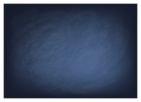 dusty: Background Pattern, Dusty Blue Chalkboard Texture with Copy Space for Text Decorated.