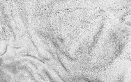 banket: Fabric Texture, Close Up of Banket Plush Pattern Background with Copy Space for Text Decoration.