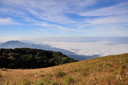 doi: View from Doi Inthanon