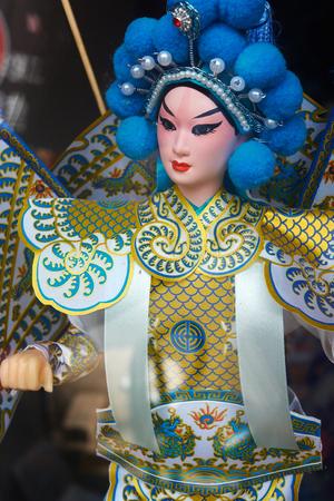 peking: The Peking Opera dolls