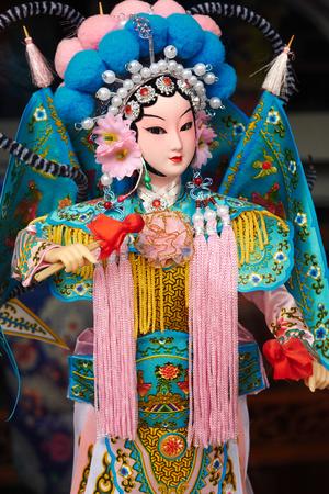 The Peking Opera dolls