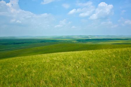 mongolia: Inner Mongolia landscape