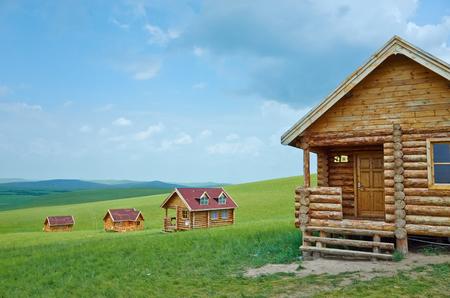inner mongolia: Inner Mongolia grassland scenery Editorial