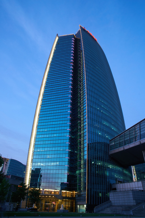 building of Zhongguancun