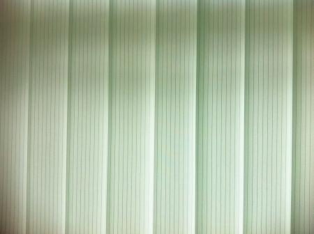 Venetian blinds with back light Stock Photo