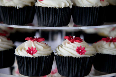 Close up Cupcakes photo